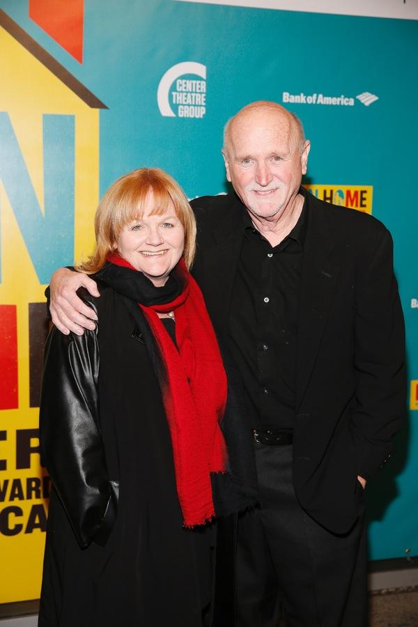 Lesley Nicol and Mark Mueller