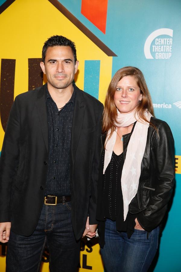 Ivan Hernandez and Tine Fischer-Hernandez