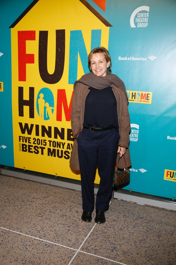 Actor Gabrielle Carteris