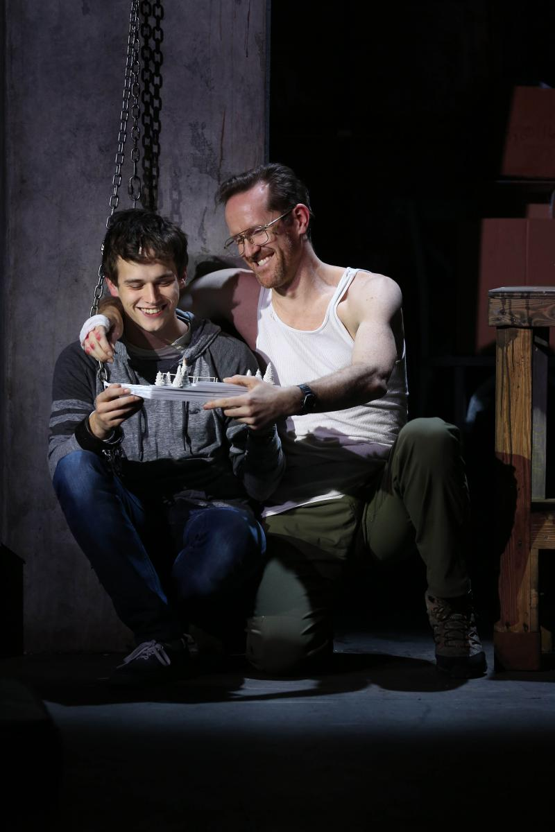 BWW Review:  John Kander Musicalizes Another Dark and Dangerous Subject In KID VICTORY