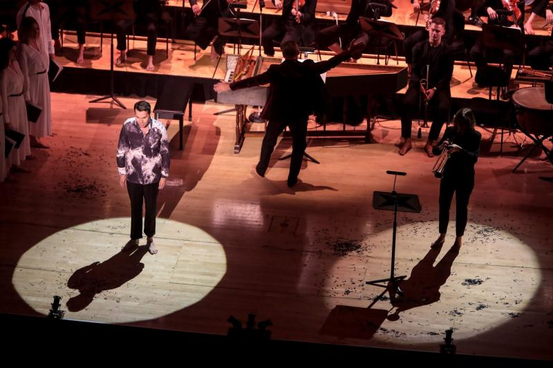 BWW REVIEW: The Australian Brandenburg Orchestra and Brandenburg Choir's Staged Concert Of HANDEL'S MESSIAH Is A Feast For The Senses
