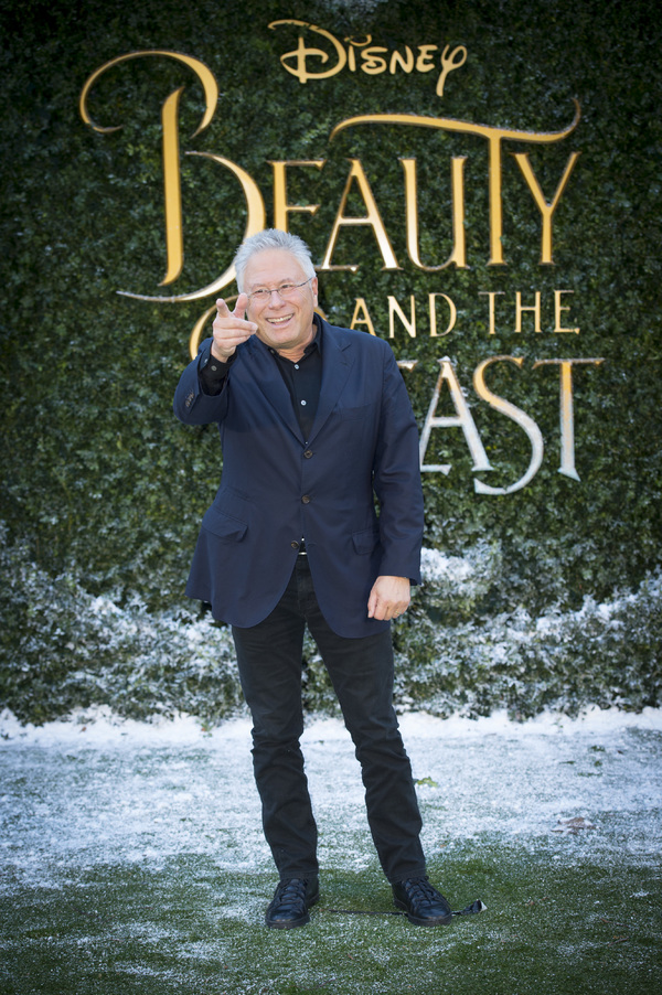 "London UK : Alan Menken attends the UK launch event and special screening of Disney's ""Beauty and the Beast"". February, 23rd 2017. (Credit: StillMoving.net for Disney)"
