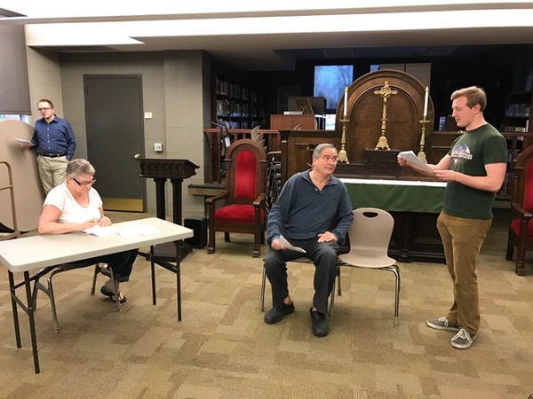 Photo Flash: Combined Efforts' LEAP! Variety Show Adds Acts for Show Next Week