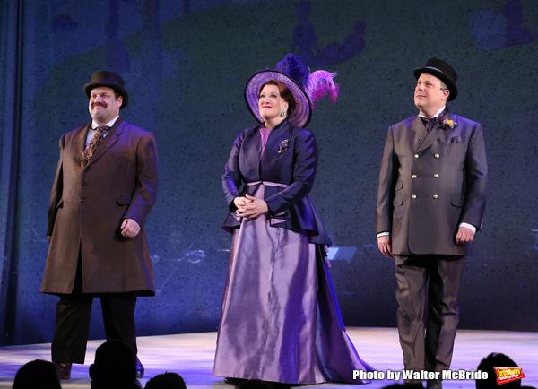 Jordan Gelber, Liz McCartney and Brooks Ashmanskas  Photo