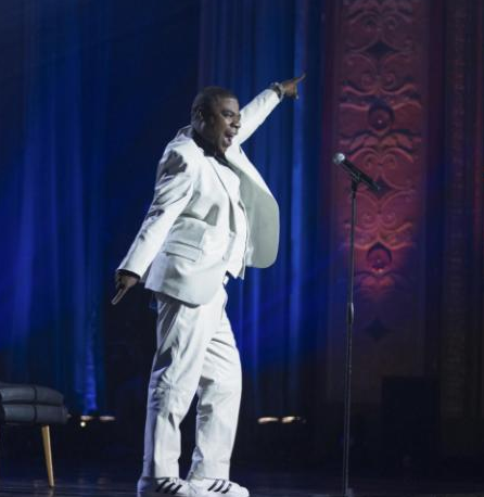 Tracy Morgan Heads to Netflix for Stand-Up Special
