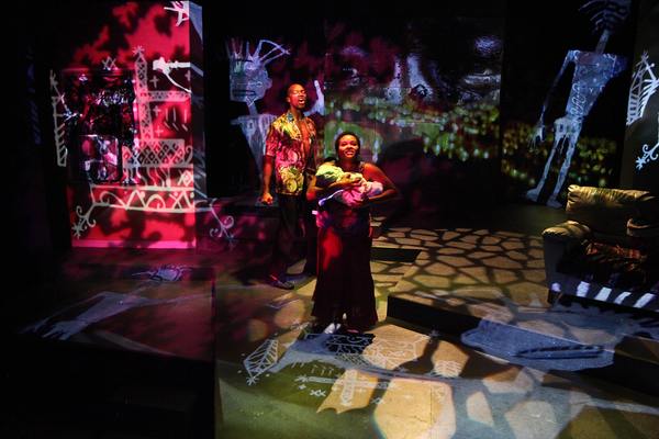 Photo Flash: LITTLE CHILDREN DREAM OF GOD at The Road Theatre Company
