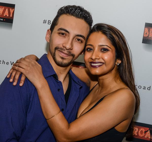Andrew Mayer and Shoba Narayan