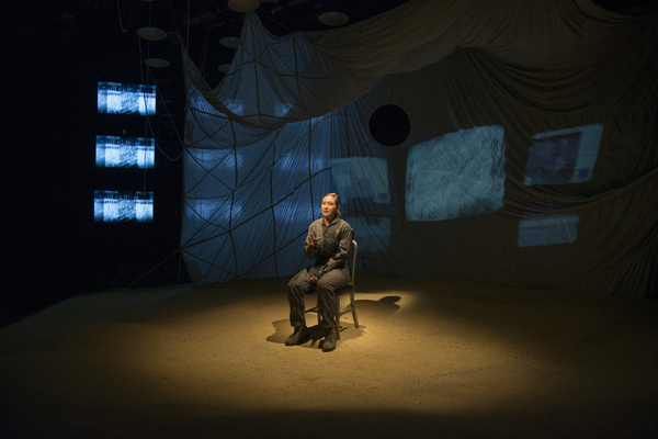 Photos: First Look at Jessie Fisher in GROUNDED at Milwaukee Repertory Theater