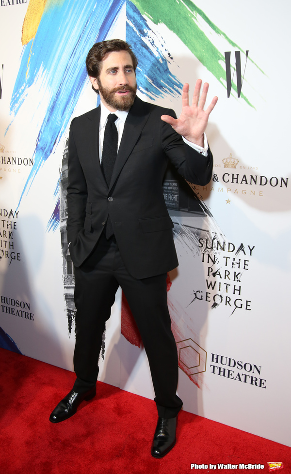 Photo Coverage: SUNDAY IN THE PARK WITH GEORGE Stars Celebrate at After Party