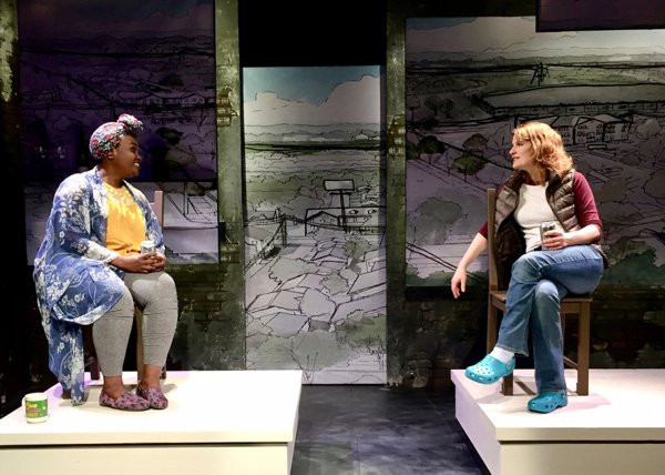 BWW Review: Biting through the Dam with THE PROVIDENCE OF NEIGHBORING BODIES