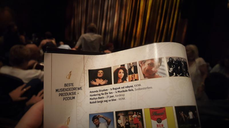 BWW Special Feature: Top Ten Highlights from the Glamorous and Ebullient kykNET Fiëstas!