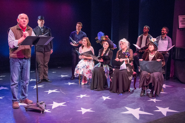 First Look: Tyne Daly Takes the Stage in the Mad, Passionate Tale DEAR WORLD