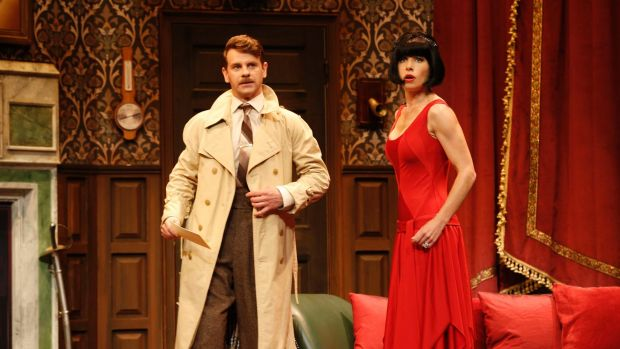 BWW Review: THE PLAY THAT GOES WRONG at Comedy Theatre