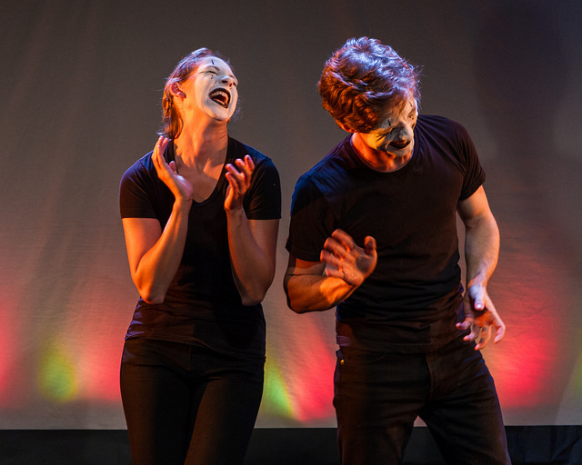 BWW Review: Broken Box Mime Theater Highlights the Joys of Subversion in SEE REVERSE