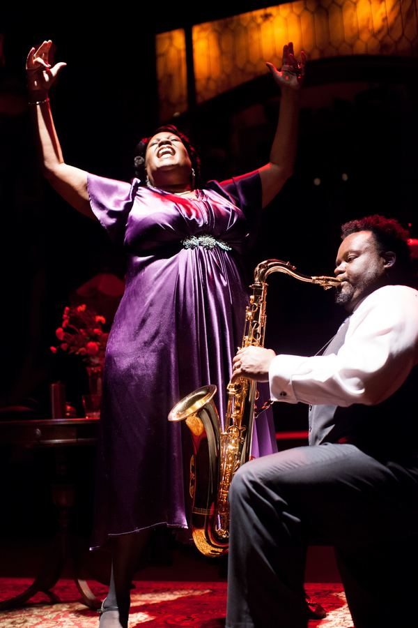 Photo Flash: Rubicon Theatre Company Celebrates Black History Month with THE DEVIL'S MUSIC: THE LIFE AND BLUES OF BESSIE SMITH