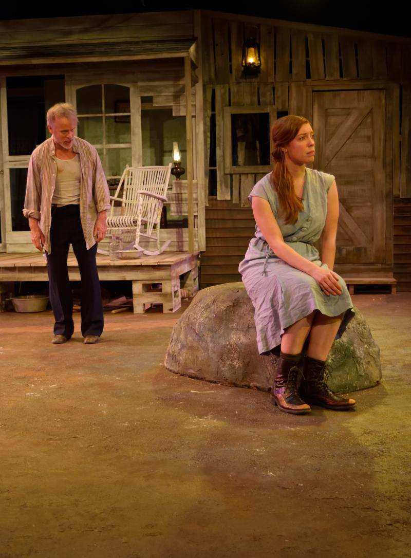 BWW Review: A MOON FOR THE MISBEGOTTEN at Playhouse On Park