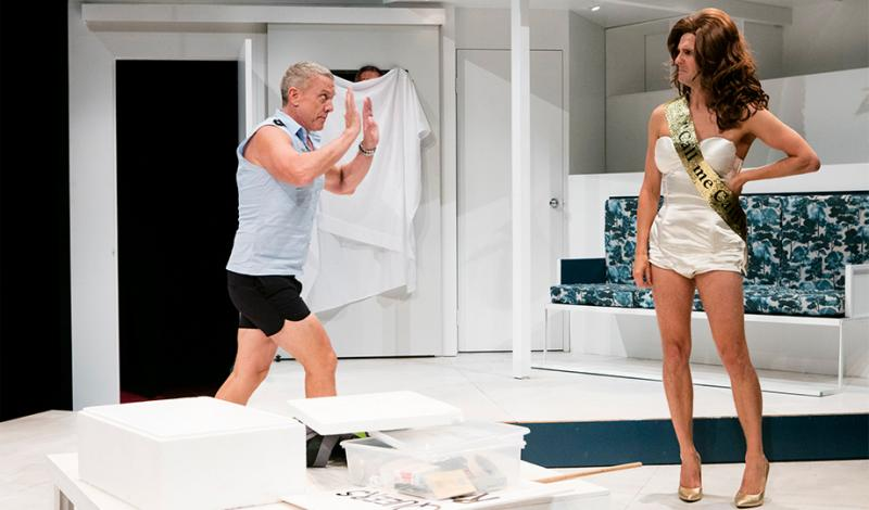 BWW Review: THE HOMOSEXUALS OR FAGGOTS Gives No Queer  Quarter at Merlyn Theatre