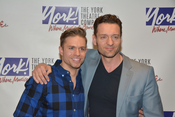 Photo Coverage: York Theatre Company Celebrates Opening Night of DEAR WORLD