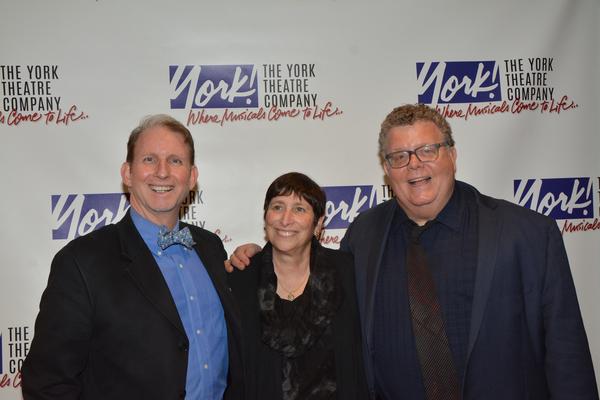 Evans Haile, Joan Ross Sorkin and James Morgan