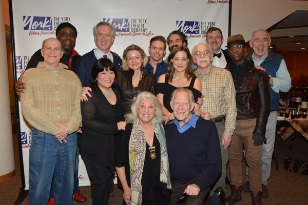 Stephen Mo Hanan, J. Bernard Calloway, Ann Harada, Peter Land, Alison Fraser, Tyne Daly, Hunter Ryan Herdlicka, Ben Cherry, Erika Henningsen, Michael Motel, Gordon Staney, Dewey Caddell, Kristopher Thompson-Bolden and Lenny Wolpe