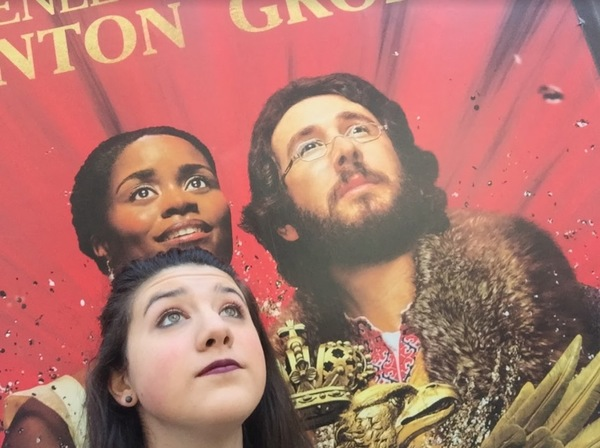BWW Blog: Alyssa Sileo - Madly In Love: The Blazing, Immersive Genius of THE GREAT COMET