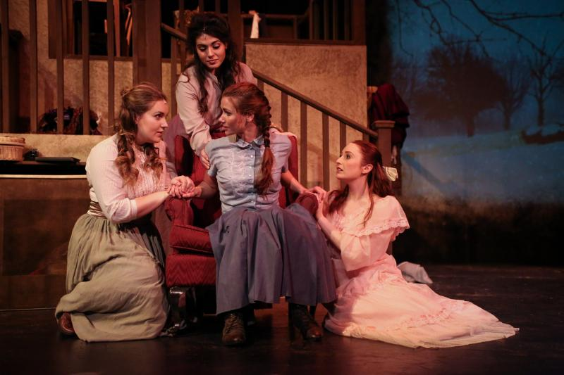 BWW Review: Astonishing Vocals in SMT's LITTLE WOMEN
