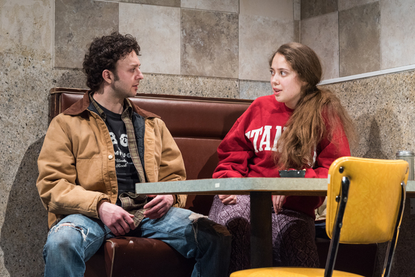 Photo Flash: First Look at Ken Urban's NIBBLER, Opening Tonight Off-Broadway
