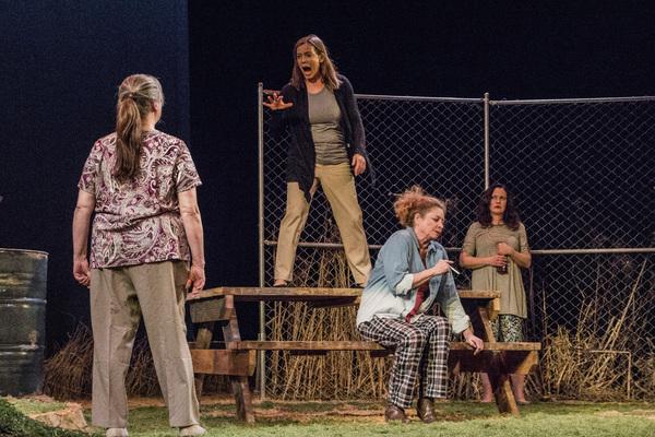 Photo Flash: Cleveland Public Theatre presents BARBECUE