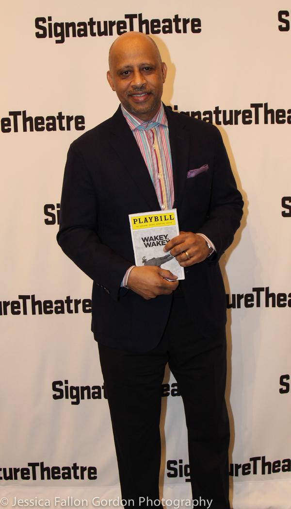 Photo Coverage: Signature Theatre Celebrates Opening Night of Will Eno's WAKEY, WAKEY