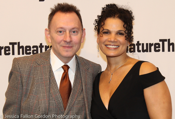 Michael Emerson and January LaVoy