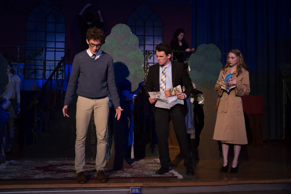 Photo Coverage: First look at Off the Lake Productions' THE ADDAMS FAMILY