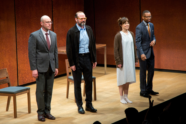 Jordan Lage, Chris Bauer, Rebecca Pidgeon, Lawrence Gilliard, Jr.