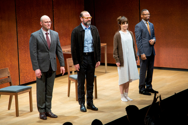 Photo Coverage: THE PENITENT Takes Opening Night Bows at Atlantic Theater Company