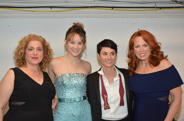 Photos: Backstage with Beth Malone and More at BROADWAY BY THE YEAR's 1920s Edition