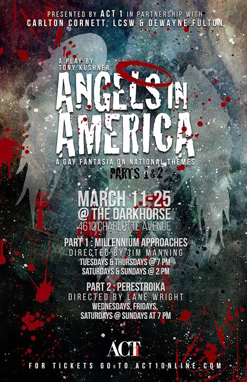 Act 1 S 2017 Season Continues With Angels In America