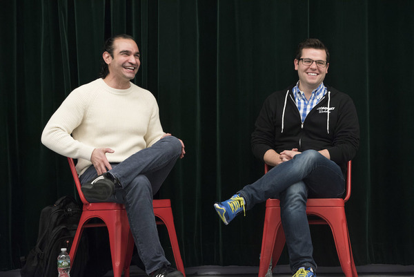 Javier Munoz and Marc Tumminelli