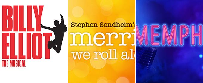 BILLY ELLIOT, MERRILY WE ROLL ALONG and MEMPHIS Headline Porchlight Music Theatre's 2017-18 Season