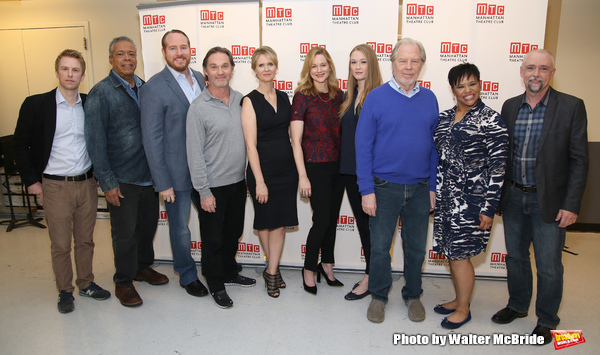 Michael Benz, Charles Turner, Darren Goldstein, Richard Thomas, Cynthia Nixon, Laura Linney, Lyla Porters-Follows, Michael McKean, Caroline Stefanie and David Alford