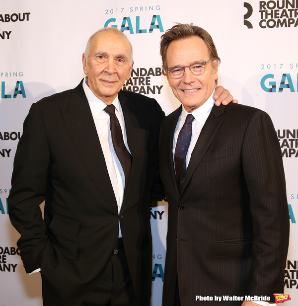 Photo Coverage: On the Red Carpet for Roundabout Theatre Company's 2017 Spring Gala!