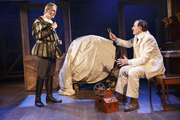 Photo Flash: First Look at The Debate Society's THE LIGHT YEARS at Playwrights Horizons