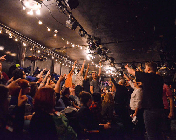 The Neo-Futurists in Chicago, NYC and San Francisco Debut Late Night Show THE INFINITE WRENCH