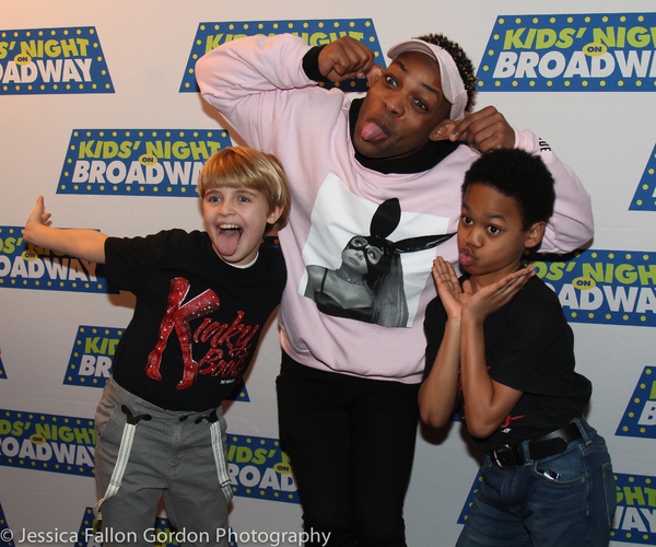 Jake Katzman, Todrick Hall and Jesus Del Orden