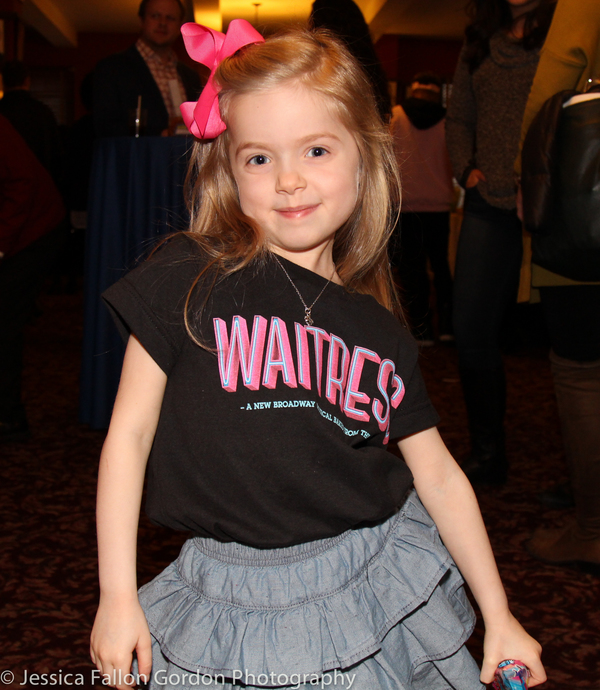 Photo Coverage: Broadway Kids Gather to Celebrate the 21st Annual Kids' Night On Broadway!