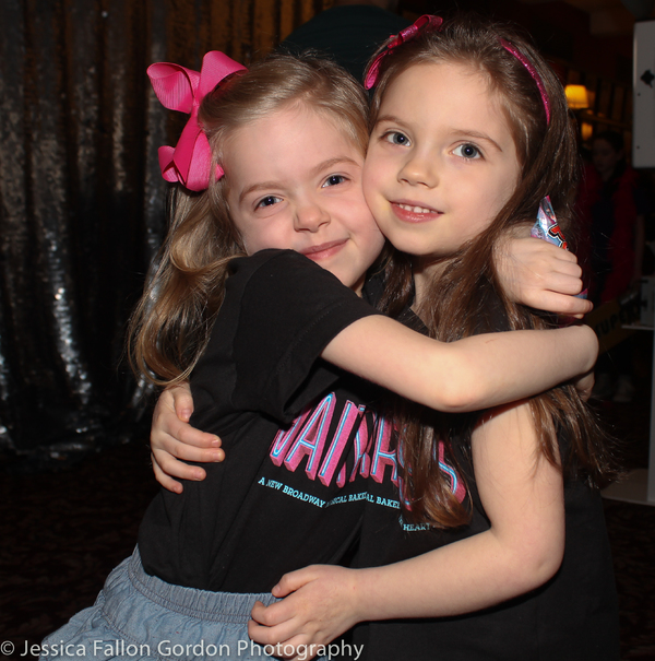 Cate Elefante and Ella Dance Morgan