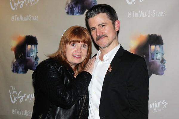 Annie Golden and Randy Redd
