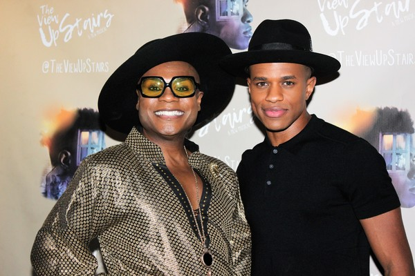 Nathan Lee Graham and Jeremy Pope