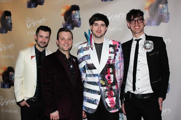 Al Blackstone, Scott Ebersold, Max Vernon and James Dobinson Photo