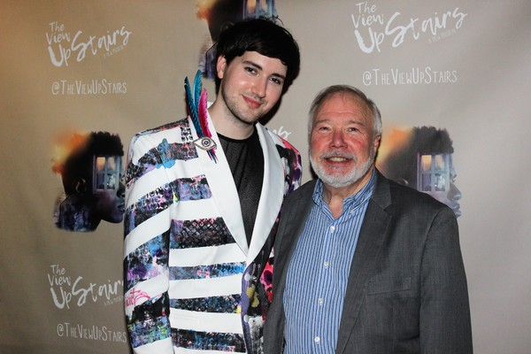 Photo Coverage: THE VIEW UPSTAIRS Celebrates Opening Night!