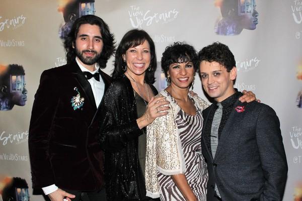 Anthony Alfaro, April Ortiz, Nancy Ticotin and Michael Longoria Photo