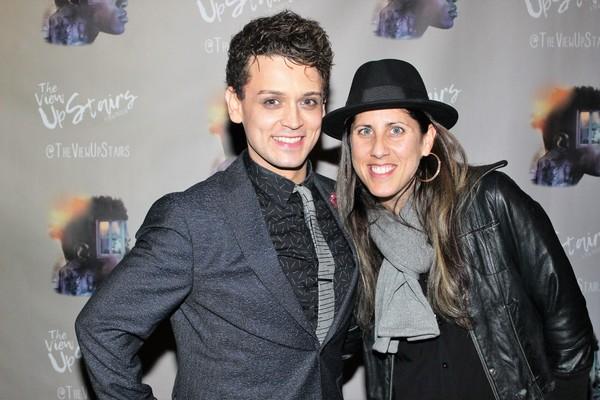 Michael Longoria and Jennifer Webb Photo